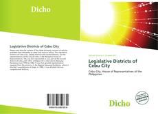 Legislative Districts of Cebu City kitap kapağı