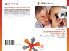 Legislative Districts of Caloocan City kitap kapağı