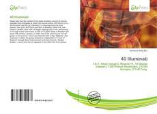 Bookcover of 40 Illuminati