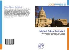 Bookcover of Michael Cohen (Politician)
