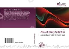Bookcover of Alpine Brigade Tridentina