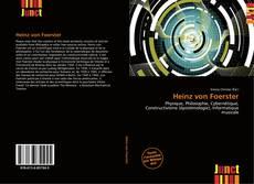 Couverture de Heinz von Foerster