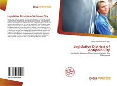 Legislative Districts of Antipolo City kitap kapağı