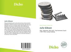 Bookcover of Julie Gibson