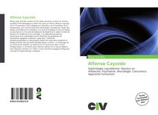 Bookcover of Alfonso Caycedo