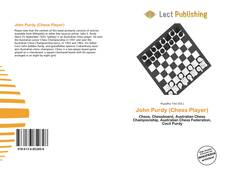 Capa do livro de John Purdy (Chess Player)