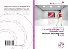 Capa do livro de Legislative Districts of Davao Oriental