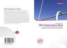 Bookcover of 2001 Independence Bowl
