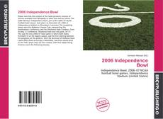 Bookcover of 2006 Independence Bowl