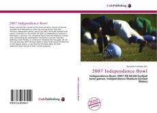 Bookcover of 2007 Independence Bowl