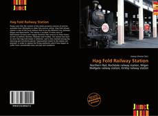Bookcover of Hag Fold Railway Station