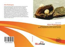 Buchcover von Alex Rodriguez