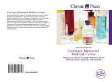 Обложка Centegra Memorial Medical Center