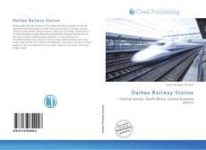 Portada del libro de Durban Railway Station