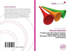 Bookcover of Ahmed Abdullah