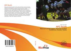 Bookcover of AFC South