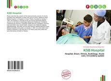 KSB Hospital的封面