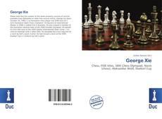George Xie kitap kapağı
