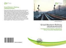 Обложка Great Western Railway (Saskatchewan)