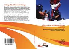 Buchcover von History of the Minnesota Vikings