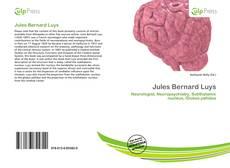 Capa do livro de Jules Bernard Luys