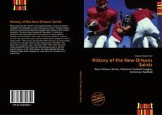 History of the New Orleans Saints kitap kapağı