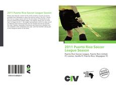 2011 Puerto Rico Soccer League Season的封面