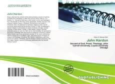 John Hardon的封面