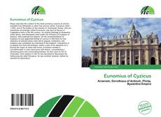 Обложка Eunomius of Cyzicus