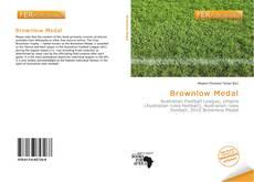 Capa do livro de Brownlow Medal