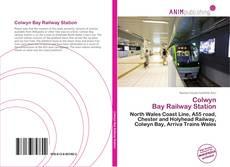 Bookcover of Colwyn BayRailwayStation