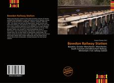Обложка Bowdon Railway Station
