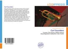 Capa do livro de Carl Saunders