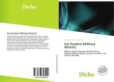 Bookcover of Far Eastern Military District