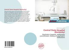 Bookcover of Central State Hospital (Kentucky)