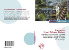Buchcover von Buchanan StreetRailwayStation