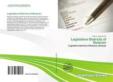 Copertina di Legislative Districts of Bulacan
