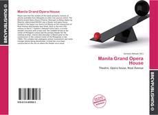 Bookcover of Manila Grand Opera House