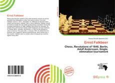 Buchcover von Ernst Falkbeer