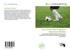 Capa do livro de Boubacar Dialiba