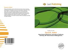 Buchcover von David A. Aaker