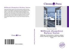 Bookcover of Millbrook (Hampshire) Railway Station