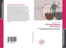 Portada del libro de Johnny Williams (Drummer)