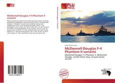 Обложка McDonnell Douglas F-4 Phantom II variants