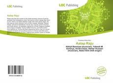 Bookcover of Aalap Raju