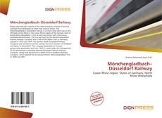 Buchcover von Mönchengladbach–Düsseldorf Railway