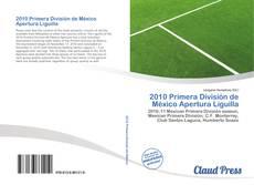 Portada del libro de 2010 Primera División de México Apertura Liguilla