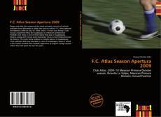 Portada del libro de F.C. Atlas Season Apertura 2009