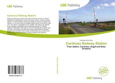 Bookcover of Cardross Railway Station