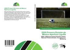 Portada del libro de 2009 Primera División de México Apertura Liguilla